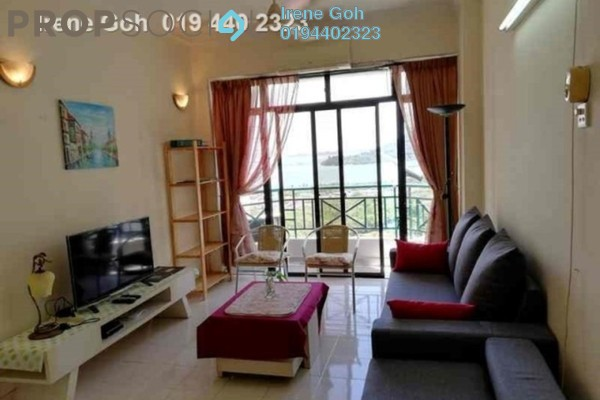 For Rent Condominium at Sunny Ville, Batu Uban Freehold Fully Furnished 3R/2B 1.7k