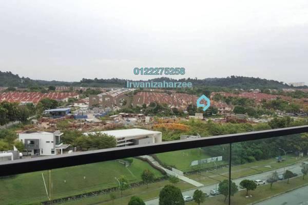 For Sale Condominium at Paragon 3, Bandar Putra Permai Freehold Semi Furnished 4R/3B 620k