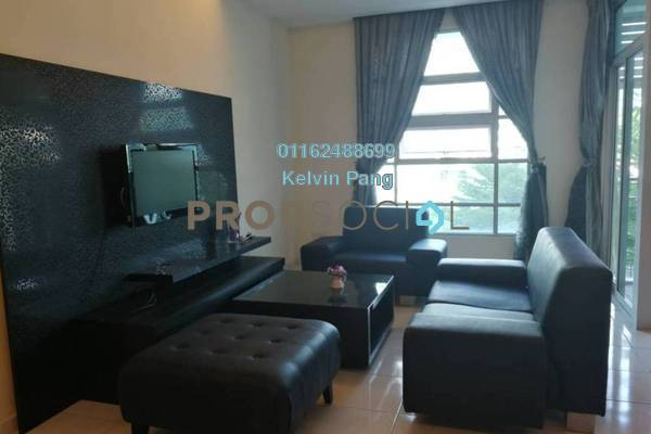 For Rent Condominium at The Brezza, Tanjung Tokong Freehold Fully Furnished 3R/2B 2.2k