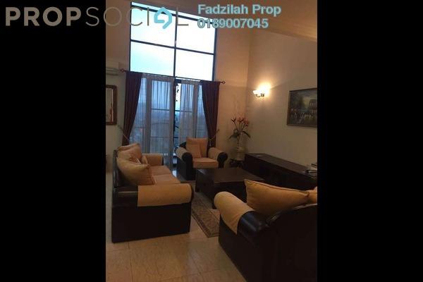 For Rent Duplex at Hartamas Regency 1, Dutamas Freehold Fully Furnished 4R/4B 7.5k