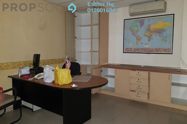 For Rent Office at Pusat Bandar Rawang, Rawang Freehold Fully Furnished 2R/1B 1k