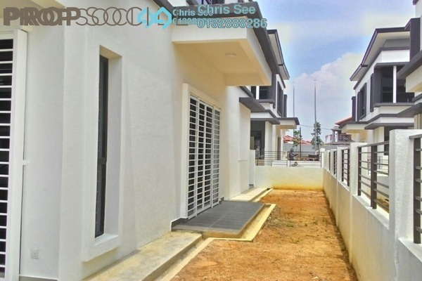 For Rent Terrace at Senna, Bandar Seri Coalfields Freehold Unfurnished 4R/4B 1.2k