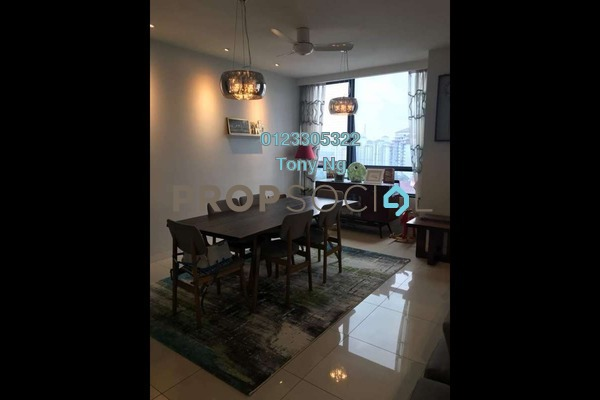 For Sale Condominium at Verdana, Dutamas Freehold Semi Furnished 5R/4B 1.25m