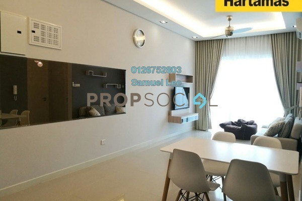 For Rent Condominium at Desa Green Serviced Apartment, Taman Desa Freehold Fully Furnished 3R/2B 2.5k