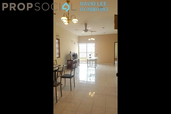 For Rent Condominium at Pelangi Damansara, Bandar Utama Freehold Semi Furnished 3R/2B 1.4k