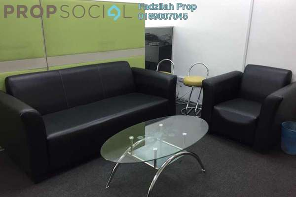 For Sale Office at Solaris Dutamas, Dutamas Freehold Fully Furnished 0R/0B 520k
