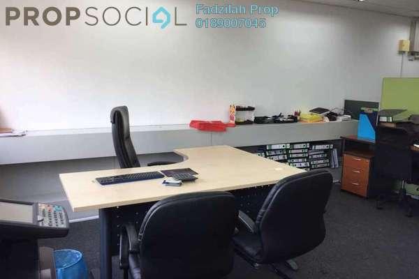 For Rent Office at Solaris Dutamas, Dutamas Freehold Fully Furnished 0R/0B 2.5k