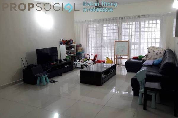 For Sale Condominium at Angkupuri, Mont Kiara Freehold Fully Furnished 3R/2B 780k