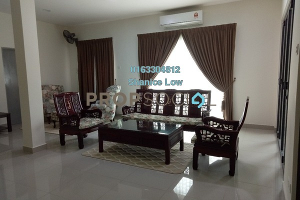 For Sale Terrace at Lakeside Residences, Puchong Freehold Semi Furnished 5R/5B 1.15m