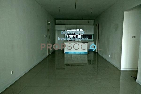 For Sale Condominium at Paragon 3, Bandar Putra Permai Leasehold Semi Furnished 4R/3B 800k