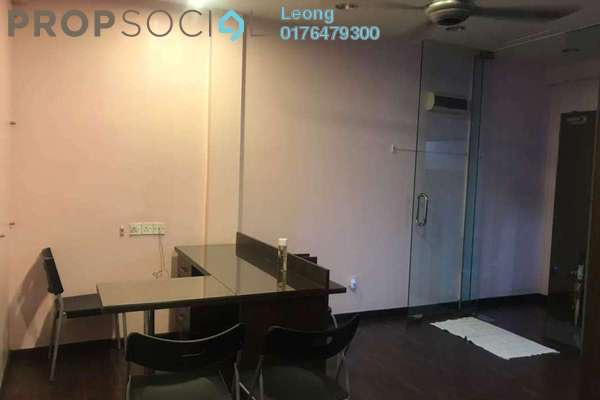 For Rent Office at Fortune Court, Kepong Freehold Semi Furnished 3R/2B 1.1k