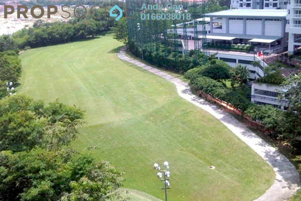 For Rent Apartment at Pelangi Damansara, Bandar Utama Freehold Semi Furnished 3R/2B 1.3k