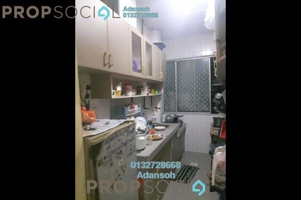 For Sale Apartment at Taman Jinjang Baru, Jinjang Freehold Semi Furnished 3R/2B 178k