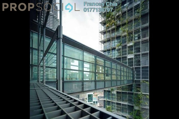 For Rent Condominium at Le Nouvel, KLCC Freehold Semi Furnished 4R/5B 15k
