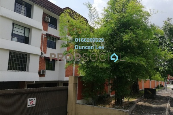 For Rent Apartment at One Mesraria, Old Klang Road Freehold Semi Furnished 3R/2B 1.9k