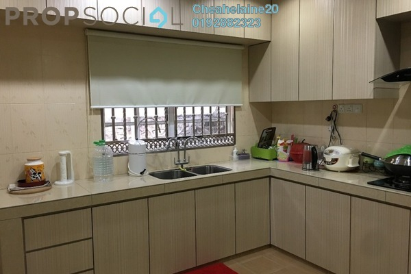 For Sale Terrace at Villa Damansara, Kota Damansara Freehold Semi Furnished 4R/3B 1.35m