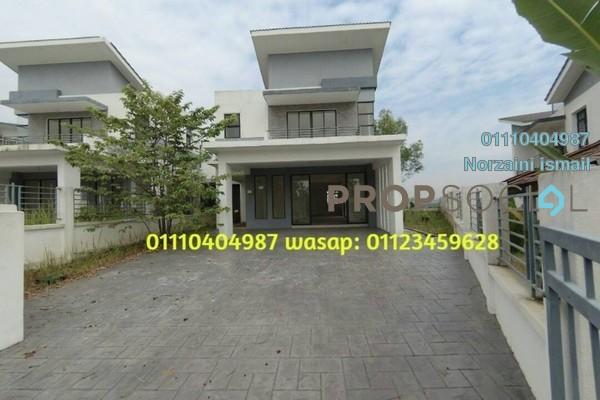 For Sale Bungalow at Bukit Saujana, Sungai Buloh Freehold Unfurnished 5R/4B 1.2m