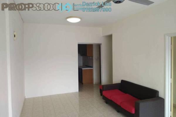 For Sale Condominium at Pandan Court, Pandan Indah Freehold Semi Furnished 3R/2B 315k