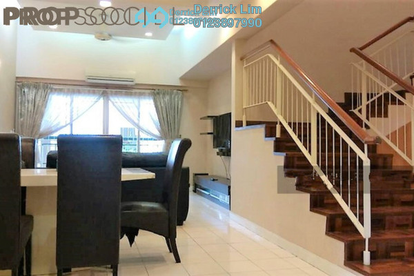 For Sale Condominium at Seri Maya, Setiawangsa Freehold Semi Furnished 4R/2B 1.05m