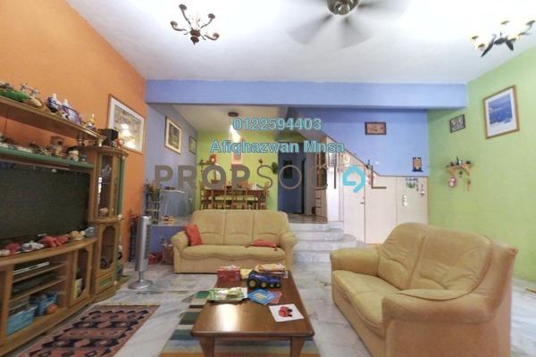 For Sale Terrace at Bukit Sungai Long 1, Bandar Sungai Long Freehold Semi Furnished 4R/3B 668k