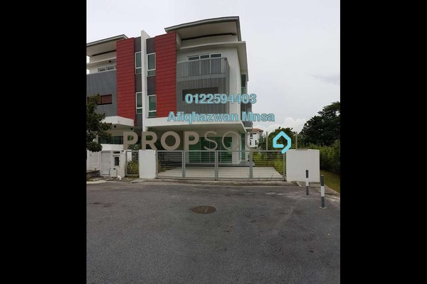 For Sale Semi-Detached at Nadayu 92, Kajang Freehold Unfurnished 6R/6B 1.45m