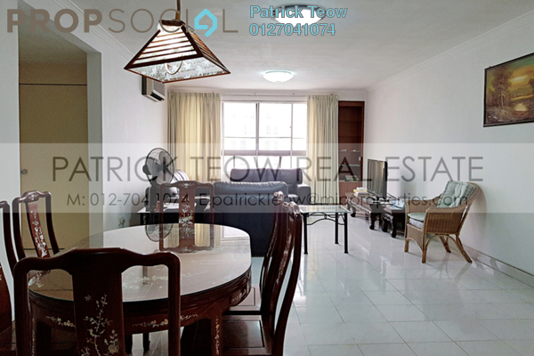 For Sale Condominium at Mont Kiara Pines, Mont Kiara Freehold Fully Furnished 3R/2B 800k