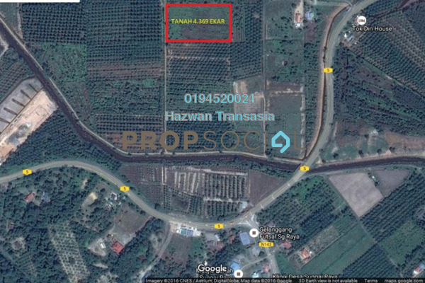 For Sale Land at Teluk Kemang, Port Dickson Freehold Unfurnished 0R/0B 660k
