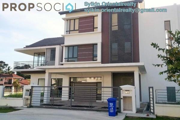 For Sale Semi-Detached at Kampung Paya Jaras Hilir, Sungai Buloh Freehold Unfurnished 6R/6B 1.4m