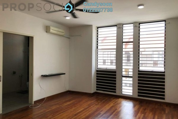For Rent Terrace at Damai Suria, Ampang Hilir Freehold Semi Furnished 4R/5B 2.6k