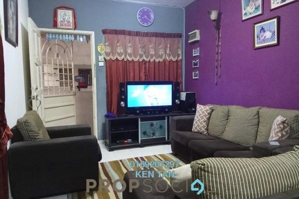 For Sale Apartment at Teratai Apartment, Bandar Mahkota Cheras Freehold Unfurnished 3R/2B 195k