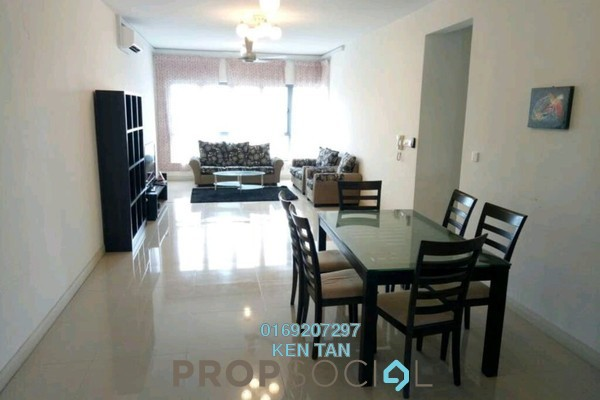 For Rent Condominium at Covillea, Bukit Jalil Freehold Fully Furnished 4R/3B 2.5k