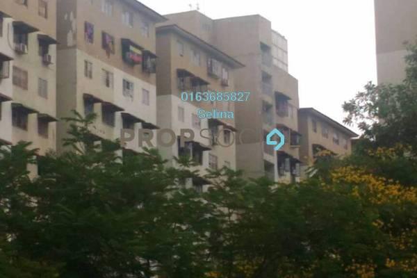 For Sale Condominium at Taman Dato' Senu, Sentul Leasehold Unfurnished 3R/1B 200k