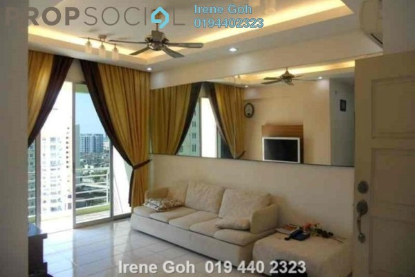 For Rent Condominium at Putra Place, Bayan Indah Freehold Fully Furnished 3R/2B 2k