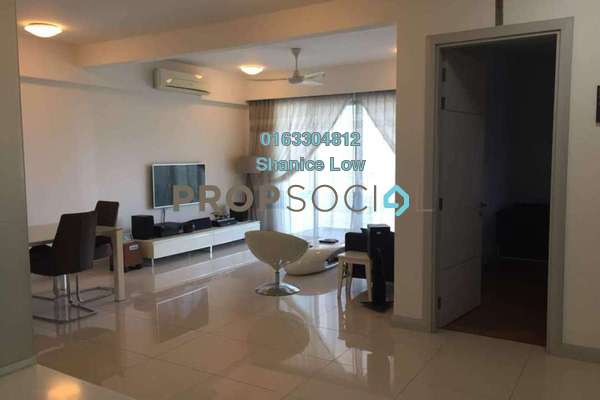 For Sale Condominium at The Westside One, Desa ParkCity Freehold Semi Furnished 2R/3B 1.09m