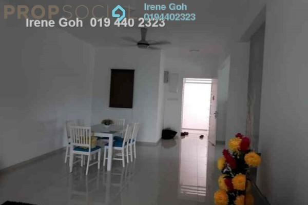 For Rent Condominium at Fiera Vista, Sungai Ara Freehold Fully Furnished 3R/2B 1.6k
