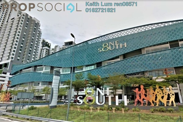 For Sale Office at One South, Seri Kembangan Freehold Unfurnished 0R/0B 310k