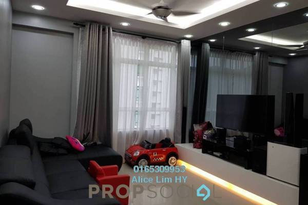 For Sale Condominium at All Seasons Park, Farlim Freehold Fully Furnished 3R/3B 620k