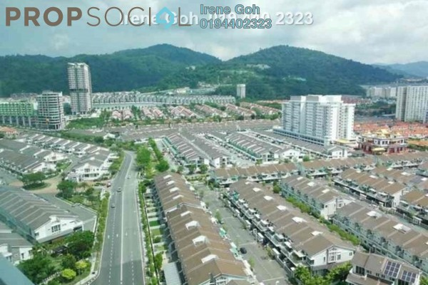 For Sale Condominium at Solaria Residences, Sungai Ara Freehold Unfurnished 3R/3B 850k