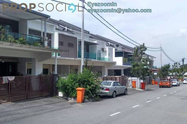 For Sale Terrace at Lavender Heights, Senawang Freehold Unfurnished 4R/3B 430k