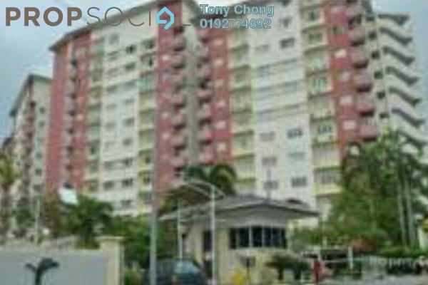 For Rent Condominium at Belimbing Heights, Seri Kembangan Freehold Semi Furnished 3R/2B 1.0千