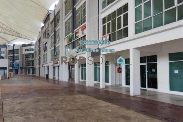 For Rent Shop at Boulevard Business Park, Jalan Ipoh Freehold Unfurnished 0R/2B 2.5k