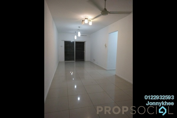 For Rent Condominium at Casa Idaman, Jalan Ipoh Freehold Semi Furnished 4R/2B 1.5k