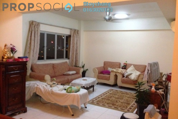 For Sale Condominium at Perdana Emerald, Damansara Perdana Freehold Semi Furnished 4R/3B 800k