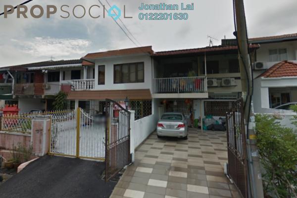 For Rent Terrace at Taman Mutiara Barat, Cheras Freehold Unfurnished 4R/3B 1.6k