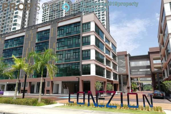 For Rent Shop at Conezión, IOI Resort City Freehold Unfurnished 0R/1B 3.49k