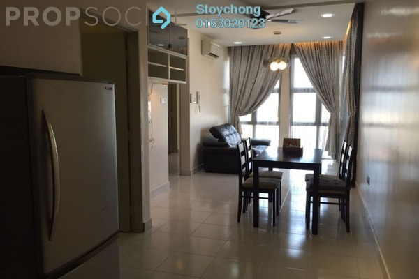 For Rent Condominium at Metropolitan Square, Damansara Perdana Freehold Fully Furnished 2R/2B 1.8k