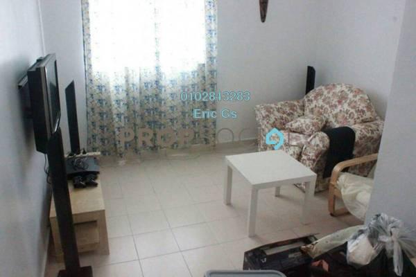 For Sale Condominium at Aman Heights, Seri Kembangan Freehold Semi Furnished 4R/2B 480k