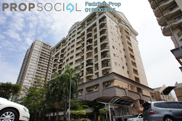 For Sale SoHo/Studio at Mayfair, Sri Hartamas Freehold Fully Furnished 1R/1B 430k