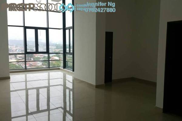 For Sale Office at Infinity Tower, Kelana Jaya Freehold Semi Furnished 1R/1B 598k