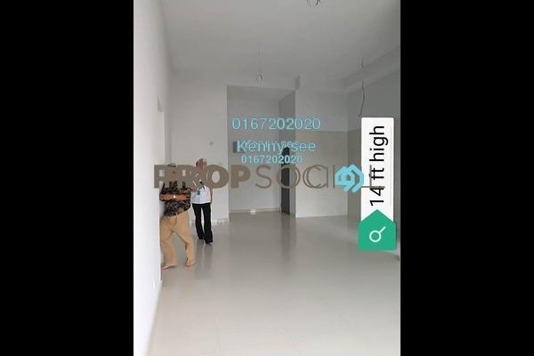 For Sale Condominium at 9INE, Batu 9 Cheras Freehold Semi Furnished 3R/2B 650k